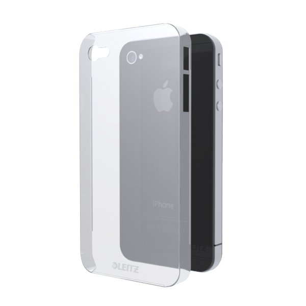 Custodia per iPhone 4/4S -Trasparente - 62580002