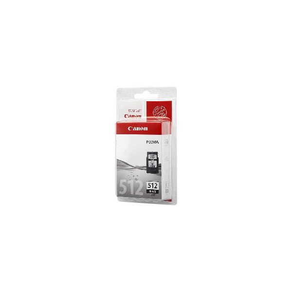 Originale Canon 2969B009 Cartuccia inkjet alta resa blister security Chromalife 100+ PG-512 nero