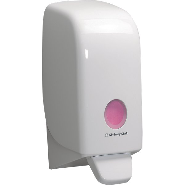 Dispenser Aquarius Kimberly Clark per sapone -  23,5x11,4x16,6 cm - 6948