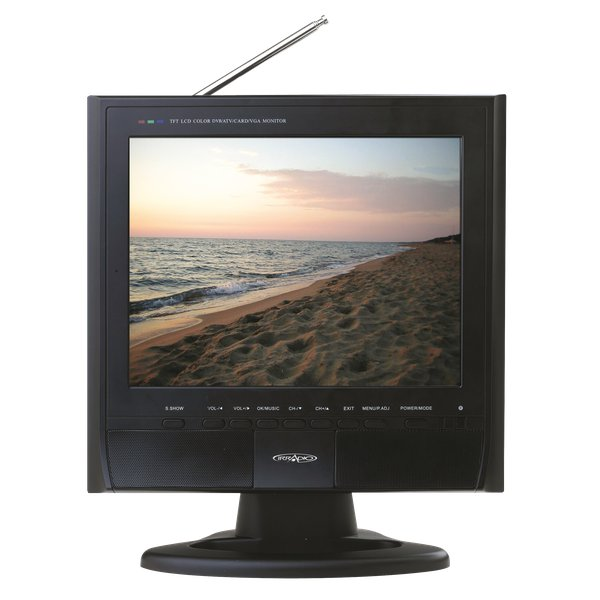 "TV Color LCD/TFT 12,2"" XTL1200 Irradio Sweet Home - 12,2'' - XTL 1220"