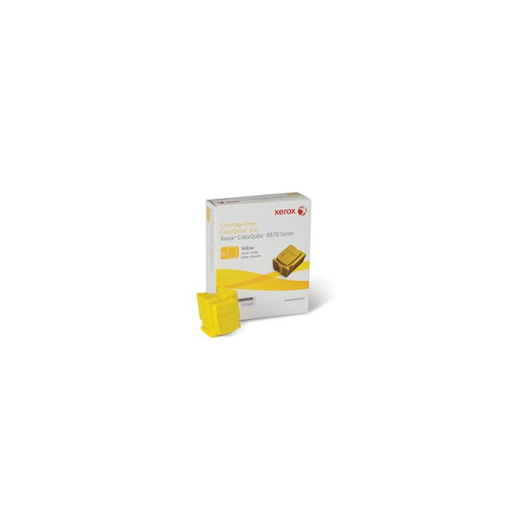 Originale Xerox 108R00956 Stick solid ink 8870 giallo