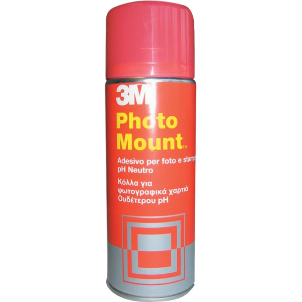Adesivo spray PhotoMount™ 3M - 400 ml - Photo Mount