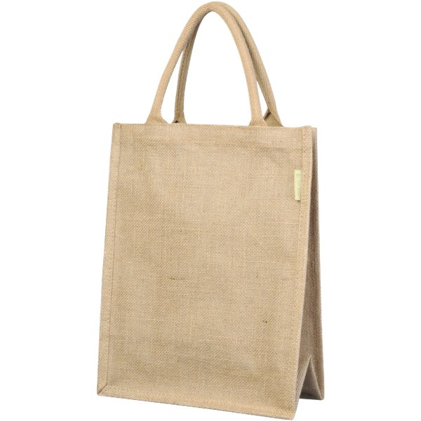 Borsa in Juta Impression - 35x31x10 cm - GP/1021 G