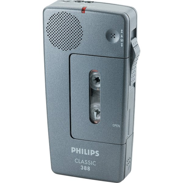 Pocket Memo Analogici Philips - Antracite - LFH 388
