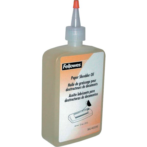 Olio lubrificante per distruggidocumenti Fellowes - 35250