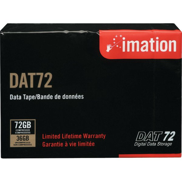 DAT72  4 mm Imation - 36/72 Gb - i17204